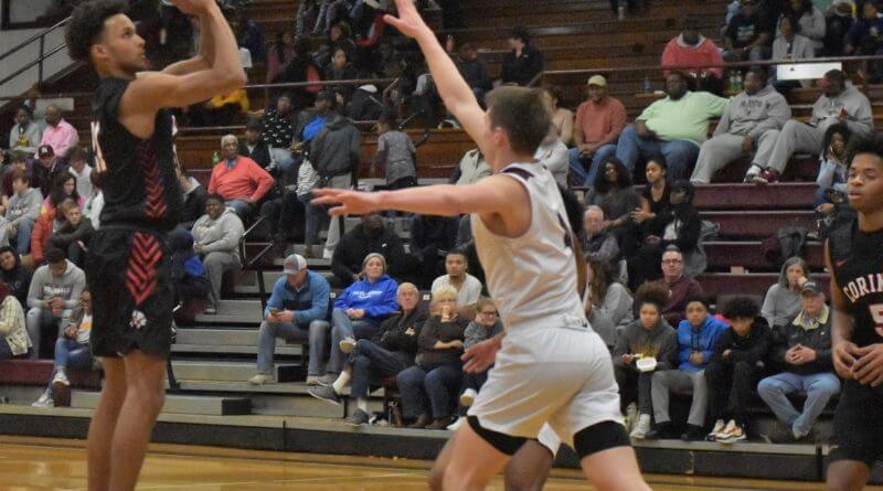 Corinth gets big win over New Albany to advance to play for district title