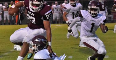 Biggersville routs Smithville in dominanting fashion to claim win over top ten opponent