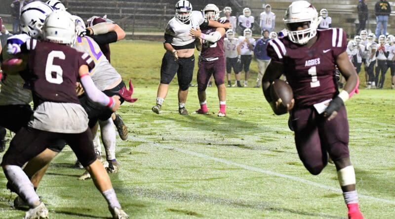 Kossuth downs Alcorn Central to clinch playoff spot in 1-3A